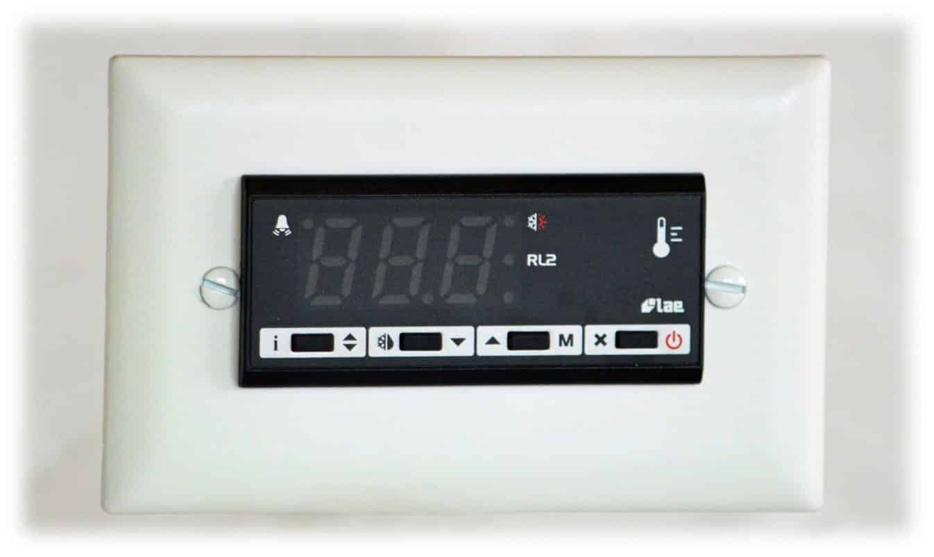 Get help with the Wine Cellar Cooling Digital Controller Plate Install