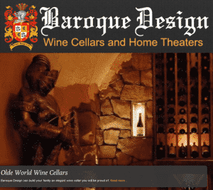Baroque Design US Cellar Systems Top Dealer Chicago