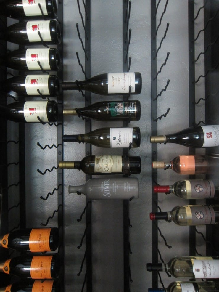 A climate controlled environment is required for preserving wine the right way