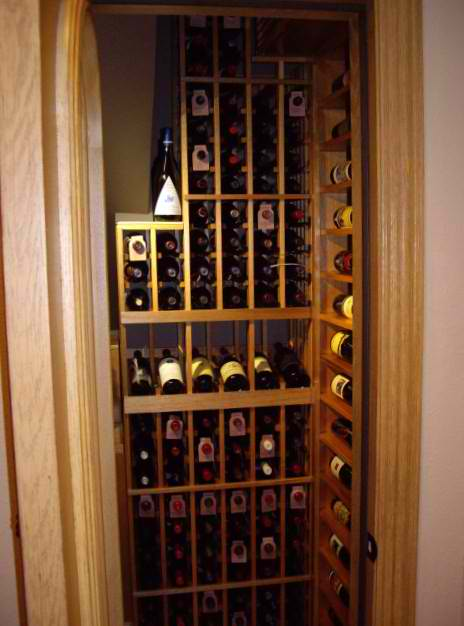 residential custom wine cellar in frisco dallas texas. Black Bedroom Furniture Sets. Home Design Ideas