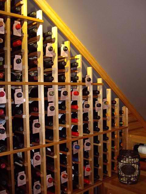 Wine Cellar Spec Designs a Home Wine Cellar in Dallas