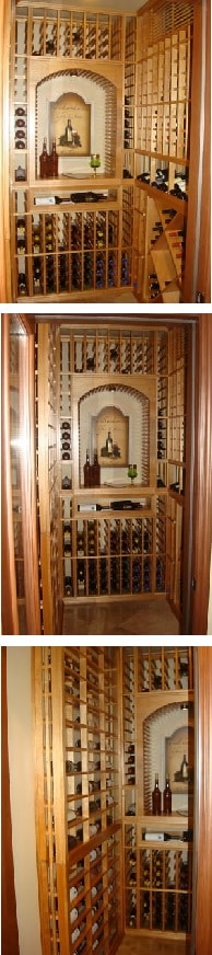 Custom Wine Cellars California