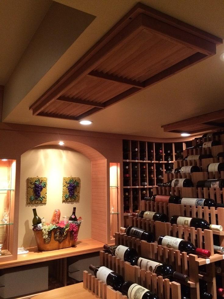 Bel Air Los Angeles Wine Cellar Cooling