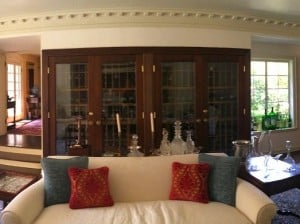 Beverly Hills Wine Cabinets
