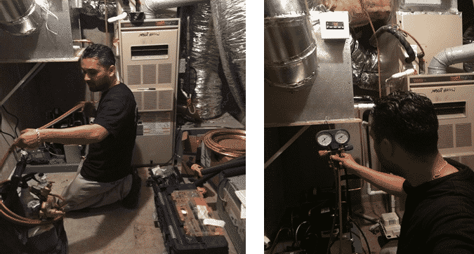 Beverly Hills Wine Cabinets Cooling Systems Installation