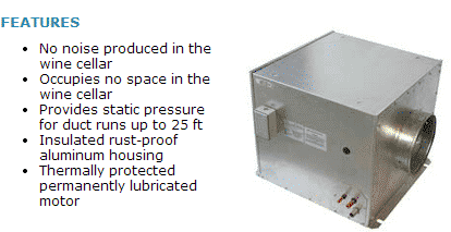 Features of High Static Ducted Unit