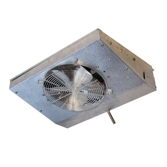 "Low Profile-Quiet Wine Cellar Cooler ""LPQ"" Series Ceiling Mounted Coil"