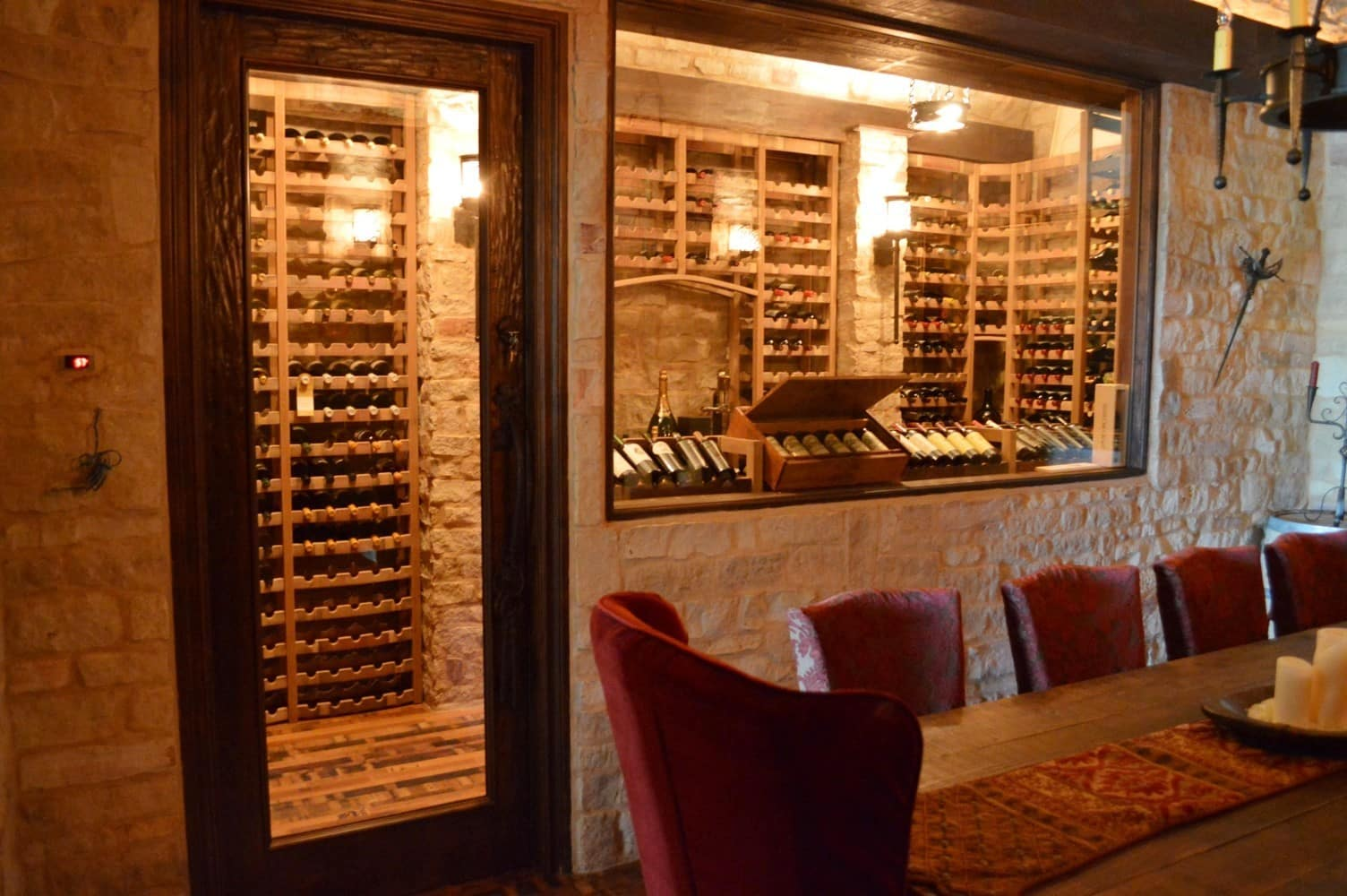 Does A Custom Wine Cellar Increase Luxury Home 39 S Value