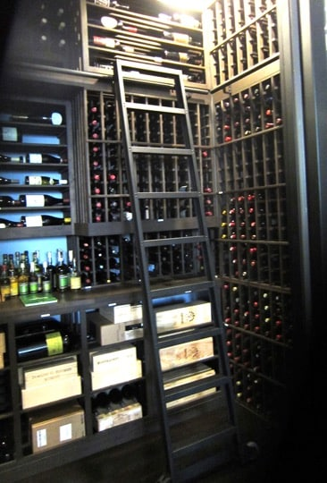 Refrigerated Custom Home Wine Cellar Dallas Texas